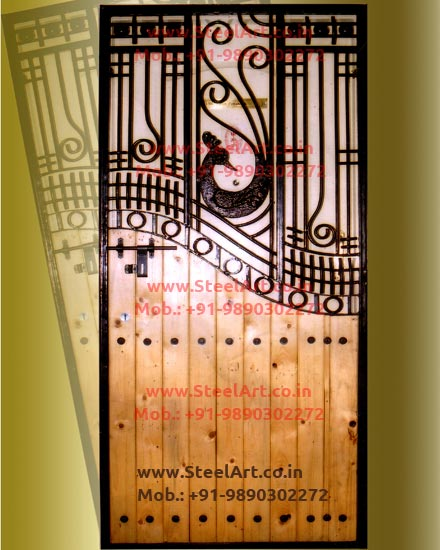 Steel Art Pune Safety Door Designs  sc 1 th 251 & Steel Art Pimple Saudagar Pune Safety Doors and Grills makers and ...